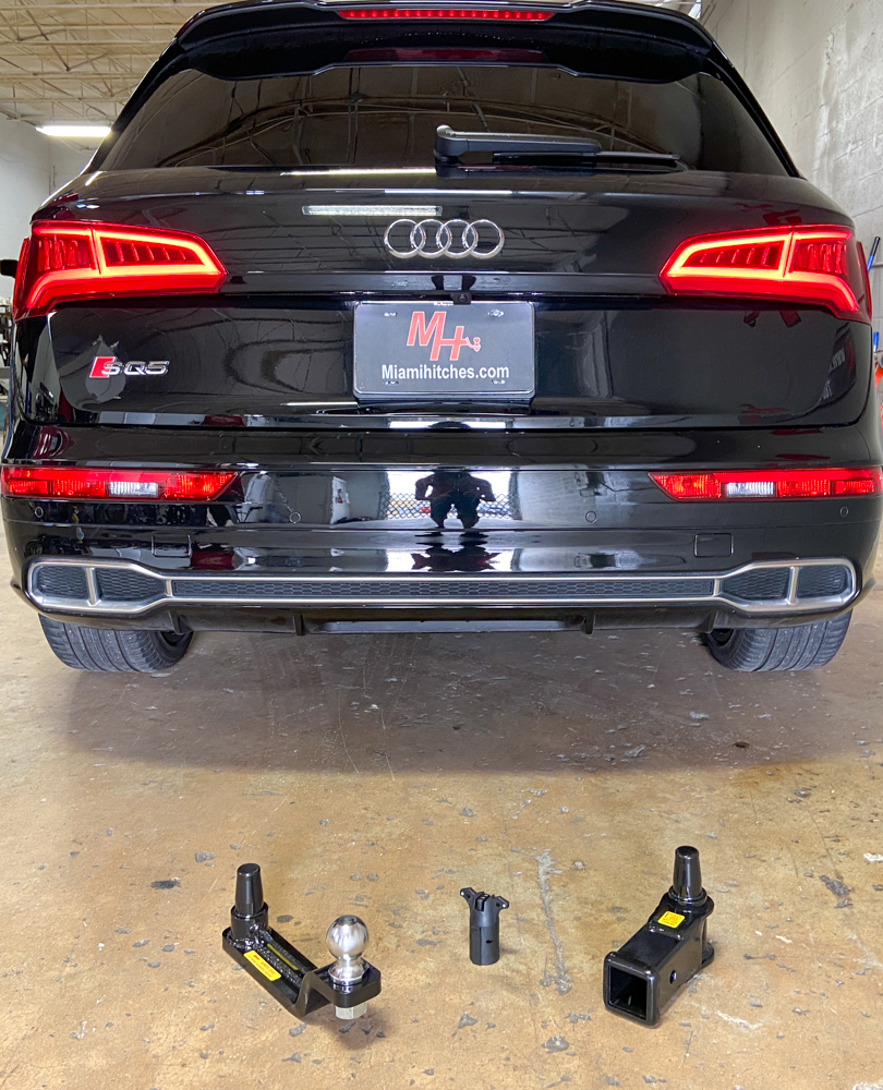 Stealth Hitches Audi Q5  Sq5 Tow Package Combo Hitch